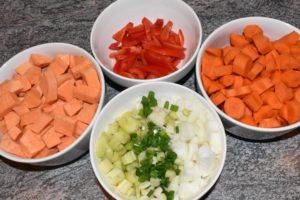 Vegan Soup Prep