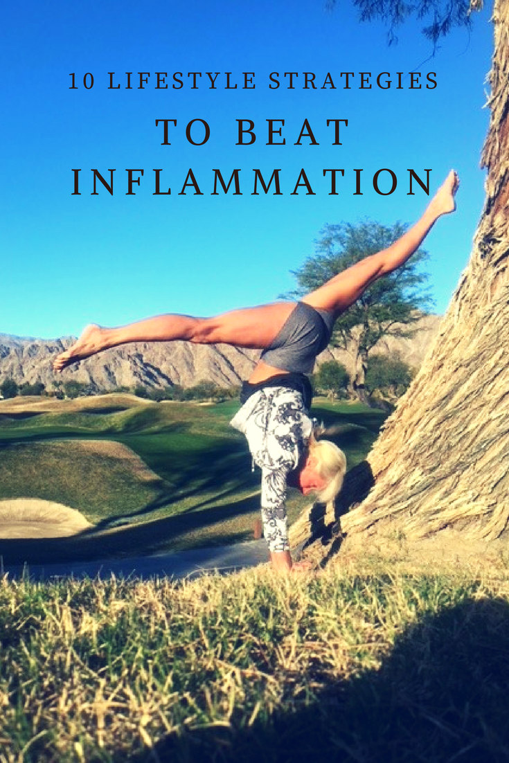 Lifestyle Strategies to Beat Inflammation