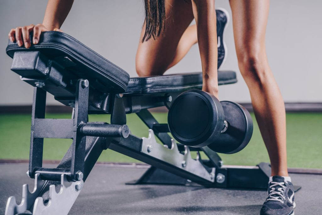 Weight Lifting increases HGH levels